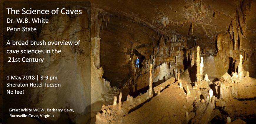 Science of caves