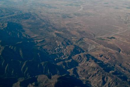 San Andreas Fault, western North America