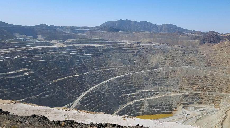 Bagdad Mine, Arizona