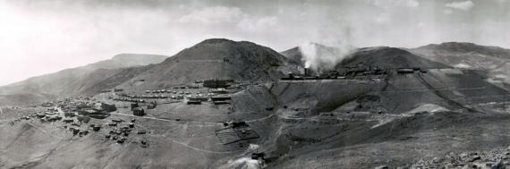 Panorama of Jerome c. 1900