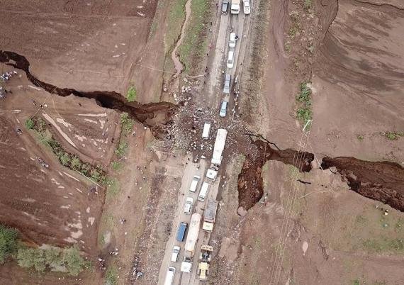 Kenya fissure courtesy of Africa Face-to-Face