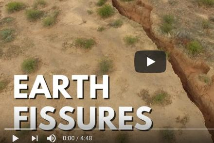 Earth fissures the movie